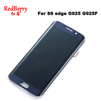 Redberry 100 Tested 5 1 Replacement For Samsung S6 Edge G925 G925F LCD Display Digitizer Assembly