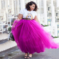 Plus Size 5 layers Bridal petticoat crinoline slip Pretty Women Girl Elastic Stretchy Bridal Accessories Tutu Skirt