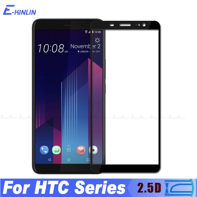 Mobile Phone Accessories Back To Search Resultscellphones & Telecommunications 2pcs Tolifeel Tempered Glass For Htc U11 Eyes Screen Protector 9h 2.5d Toughened Phone Protective Film For Htc U11 Eyes Glass