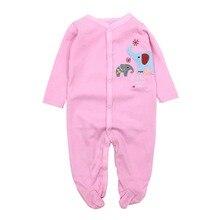 Пижама для маленьких мальчиков и девочек; оригинальная Хлопковая весенняя одежда для сна; 1 шт.; Пижама для мамы; Рождественский комбинезон с животными; комплекты для малышей