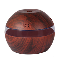 OUTAD 300ML Ultrasonic Diffuser Portable Diffuser Air Humidifier Led With 7color Led USBultrasonic Humidifier Mist Maker