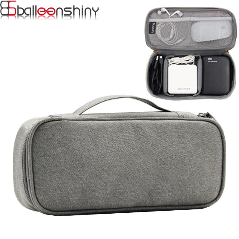 BalleenShiny Laptop Power Maus Linie Lagerung Tasche Digitale ...