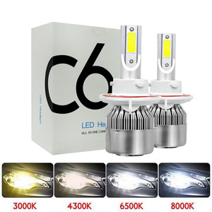 Super Brightness COB LED Headl