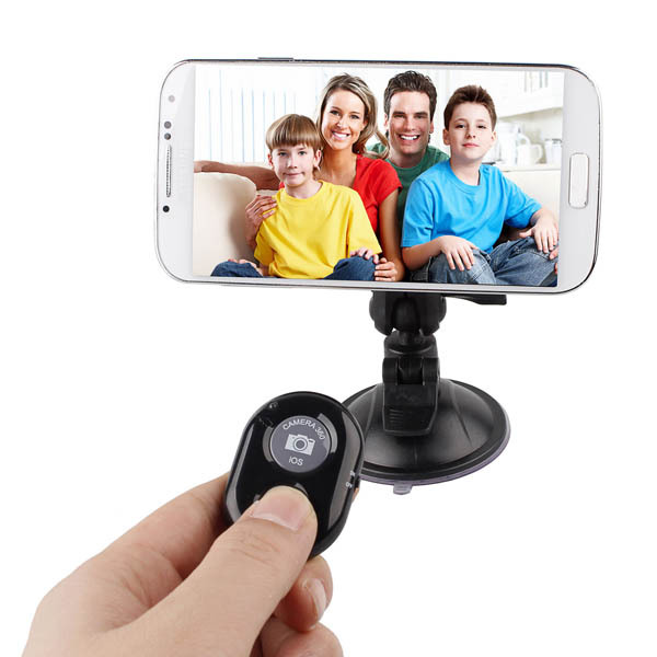 Camera 360 Bluetooth Remote Control Shutter Wireless Camera