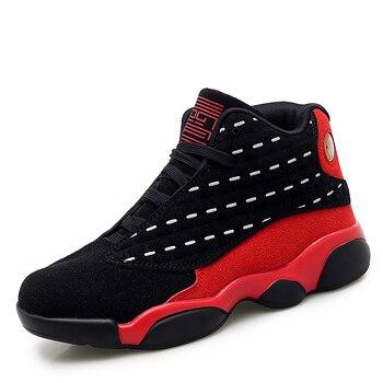 9719730c02 Zapatos de baloncesto para hombres de alta calidad deportes aire cojín  Jordan baloncesto Atlético hombres zapatos cómodos transpirables Retro  zapatillas