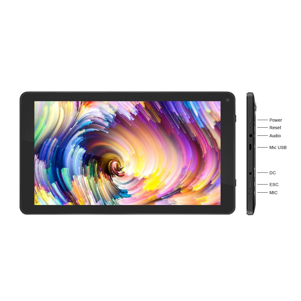 YUNTAB黒10.1インチD102 Android - タブレットPC - 写真 6