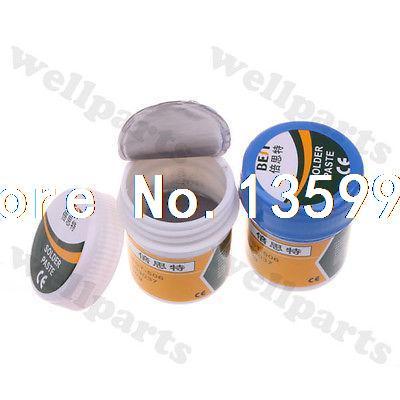 2pcs 42g BEST Soldering Solder Flux Paste 63/37 25-45um brand new 2pcs lot 100% hong kong mechanic xg 40 bga solder flux paste soldering tin cream sn63 pb37 25 45um xg z40