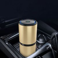 2019 Car Air Purifier Cabin Ionizer Freshener Odor Eliminator Air Filter Oxygen Bar Portable Ionic Cleaner USB Remove Odor Smoke