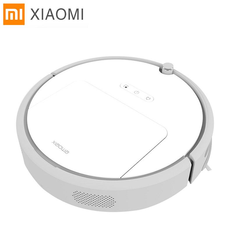 XIAOMI Xiaowa Vacuum Cleaner Robot Mijia Robotic Vacuum Cleaner Automatic Home Sweeper Cleaning Machine Mi Home App Control цена и фото