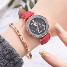 лучшая цена Leather Watches Women Lovers Quartz Watch Men Brand Luxury Wristwatch Female Male Quartz Lover`s Watches