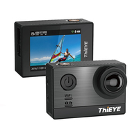ThiEYE Real 4k 30fps 12MP T5e Action Camera WIFI 2 0 Sports Camera Ambarella A12LS75 IMX117