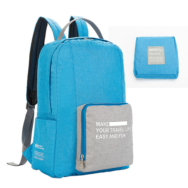 Men Travel Bags WaterProof Nylon Folding laptop Bag Large Capacity Bag luggage Travel Bags Portable women Handbags 4