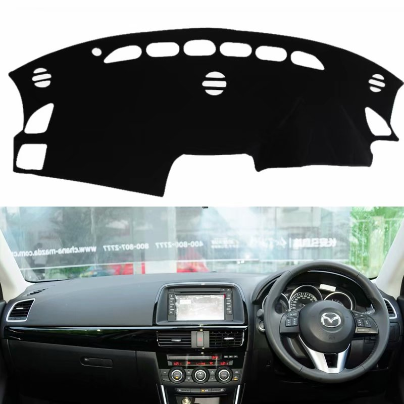 Non-Slip Black DashMat Dash Mat for 2012-2016 Mazda CX-5 RH Drive ...