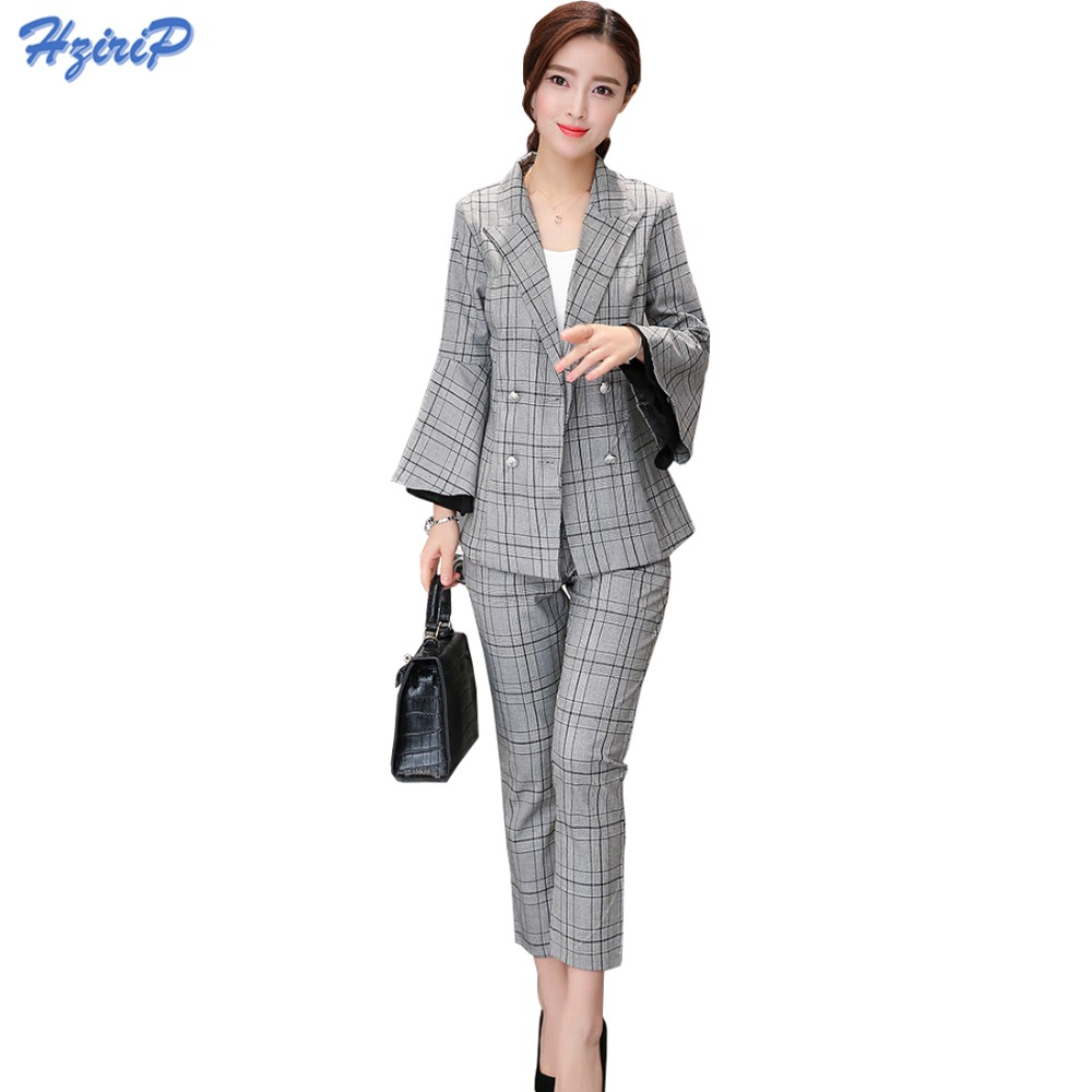 Aliexpress.com : Buy 2017 Womens Formal Suits Office OL ...