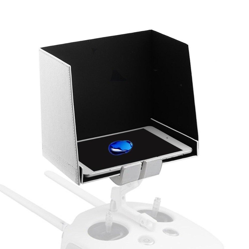 """Prix pour 9.7 """"Tablet FPV Moniteur Parasol Soleil Capot adapte ipad air, Air 2 Tablet pour Inspire 1 Phantom 3 4 Émetteur À Distance Contrôleur"""