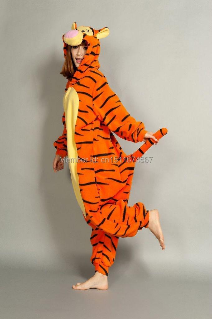 Մեծահասակների բևեռային փեղկեր - Կարնավալային հագուստները - Լուսանկար 3