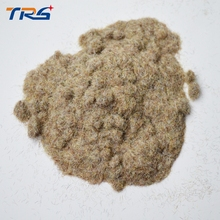 DRY COLOR Building sand scene model DIY manual outdoor turf lawn nylon leaves and grass powder