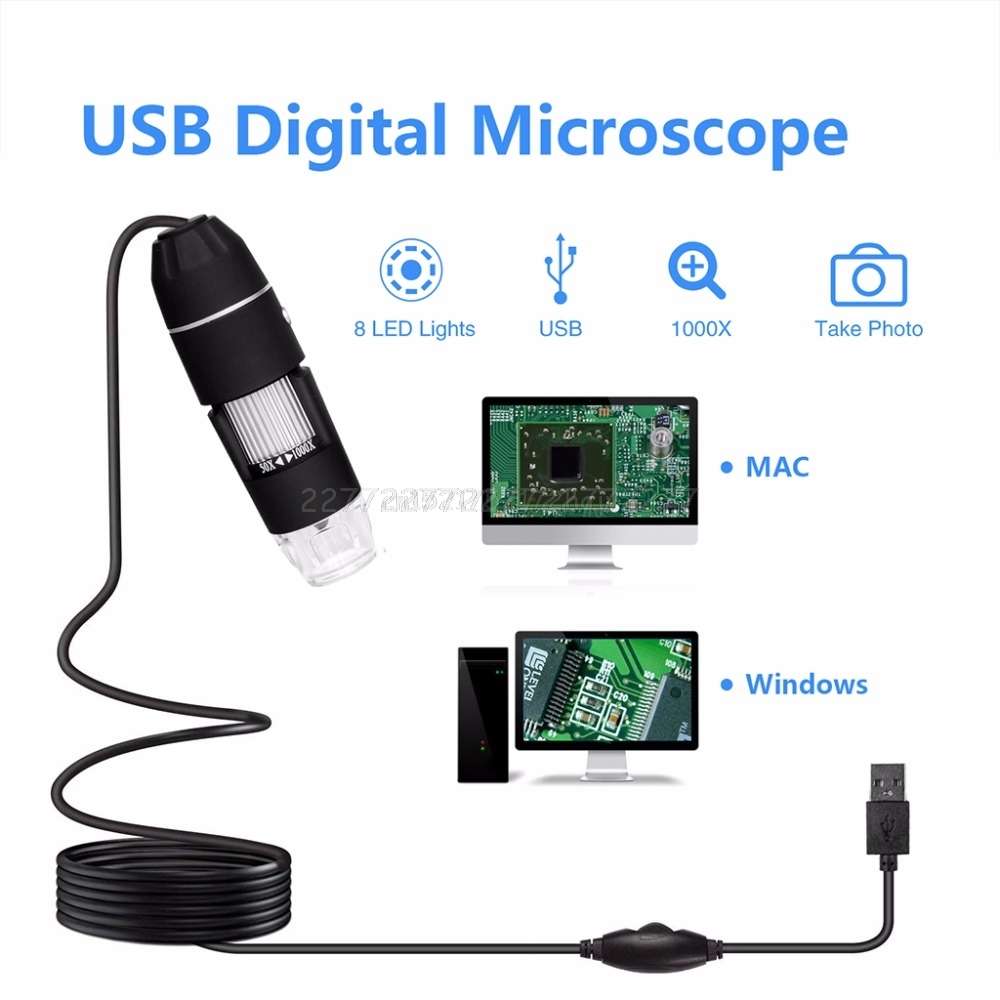 Image 3 - Multifunctional Handheld Digital USB Microscope for phone repair soldering Electron Microscopes Mr29 19 Dropship-in Microscopes from Tools