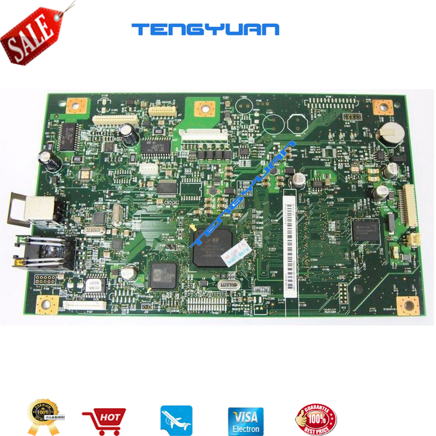 Free shipping 100% Test  for laserjet 1522NF M1522NF  Formatter Board CC368-60001 printer part on sale 100% tested for washing machines board xqsb50 0528 xqsb52 528 xqsb55 0528 0034000808d motherboard on sale