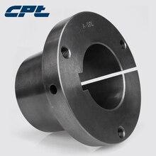 CPT J втулка серии, QD втулка J, 1 1/2 ''-4 1/2'' диапазон отверстий, 45# стальной материал
