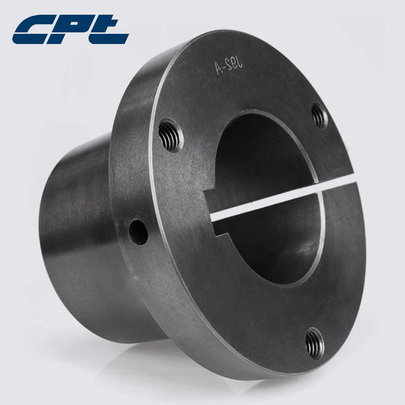 CPT  J Bushing Series, QD Bushing J , 1 1/2-4 1/2 Bore Range, 45# steel materialCPT  J Bushing Series, QD Bushing J , 1 1/2-4 1/2 Bore Range, 45# steel material