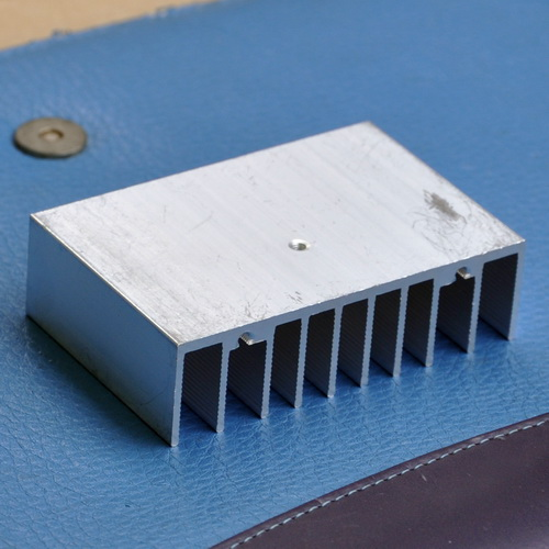 Aluminum Heatsink, 3x2x0.85, Heat-Sink .Aluminum Heatsink, 3x2x0.85, Heat-Sink .