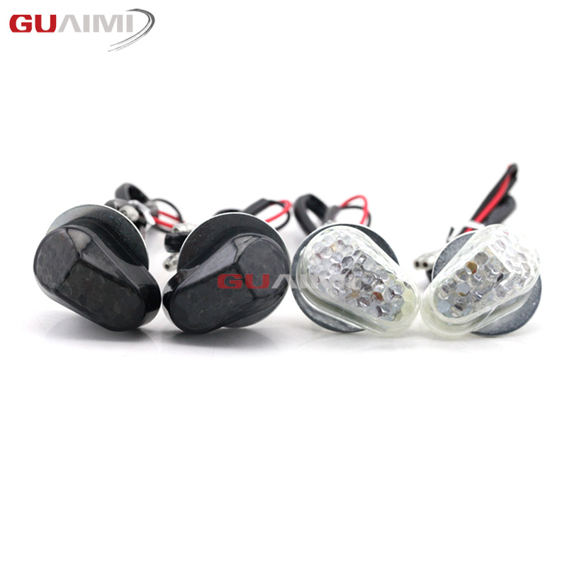 12 LED Turning Signals Lights Fits For Yamaha YZF-R6 YZF-R1 FZ1 MT-07 MT-09 TDM YZFR1 YZFR6 FZ1 MT07 MT09 TDM