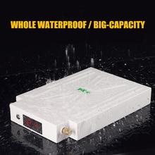 High power 100% waterproof 12V 50AH/60AH/70AH/80AH/100AH Li-polymer Li-pol Battery for inverter/car start/ emergency bank