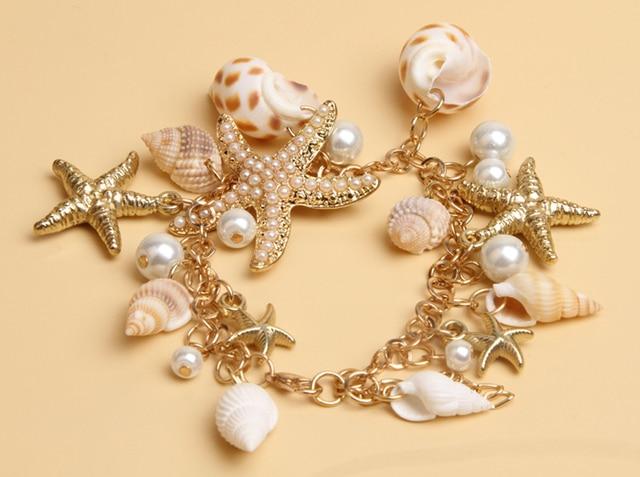 Women's Ocean Treasures Charm Bracelet 2