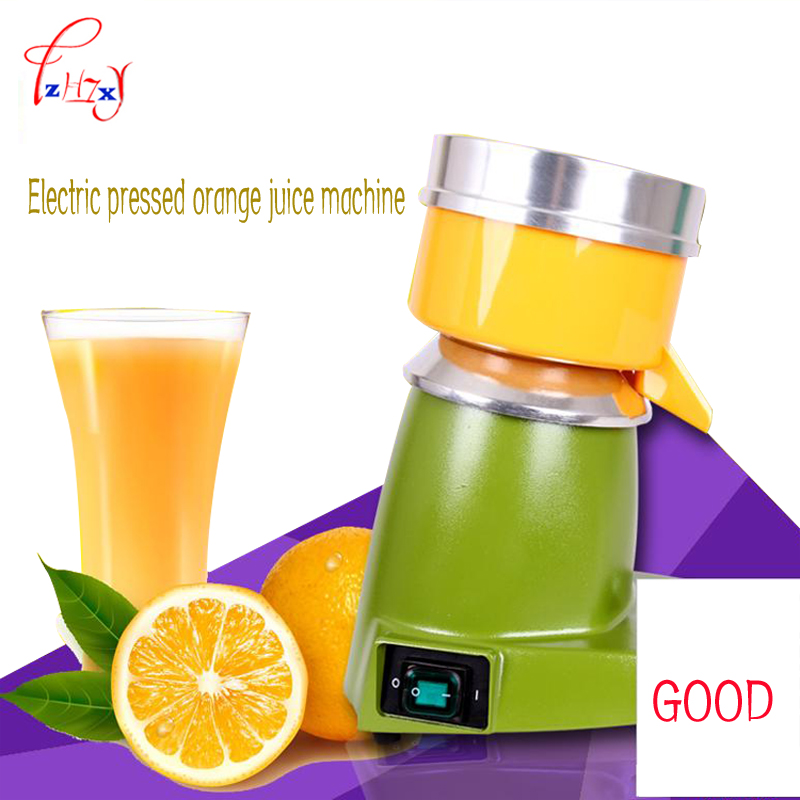 Electric fruit Juicer juice extractor juicer vertical wide feed slow slide juicer Commercial orange juicer 220v jyz e19 household orange slow juicer fruit vegetable low speed juicer electric stainless steel orange juicer