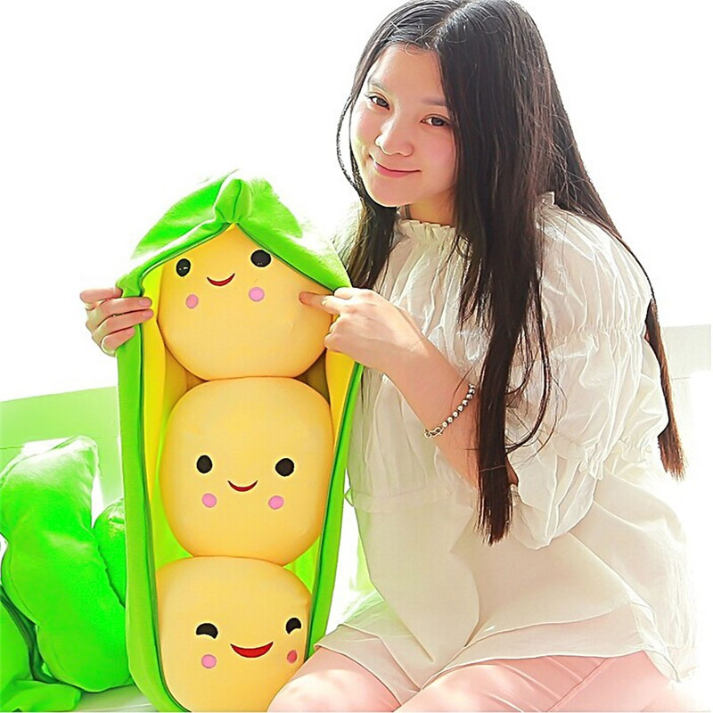 Cute Pea shape smile face throw pillow <font><b>cushion</b></font> for waist emoji pillow decorative pillows <font><b>cushions</b></font> <font><b>home</b></font> decor chair car <font><b>cushions</b></font>