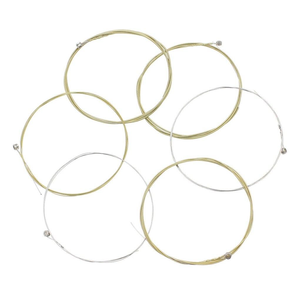 IRIN A100 Steel Core Strings Asendamine 0.010-0.047 Inch akustilisele - Muusikariistad