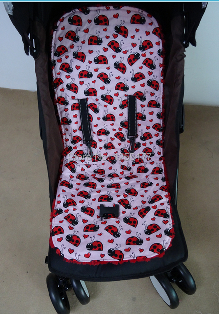 two side revisiable,baby pram liner,stroller cover,high chair cover