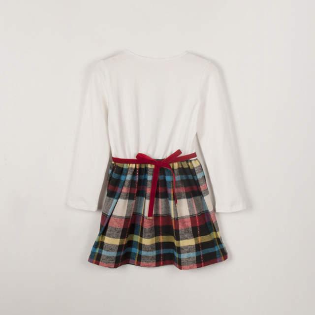 921aae2a8710a Spring 2016 girls Plaid dress brand children's clothing kids dresses for  girls Clothes Online Store vestidos infantil