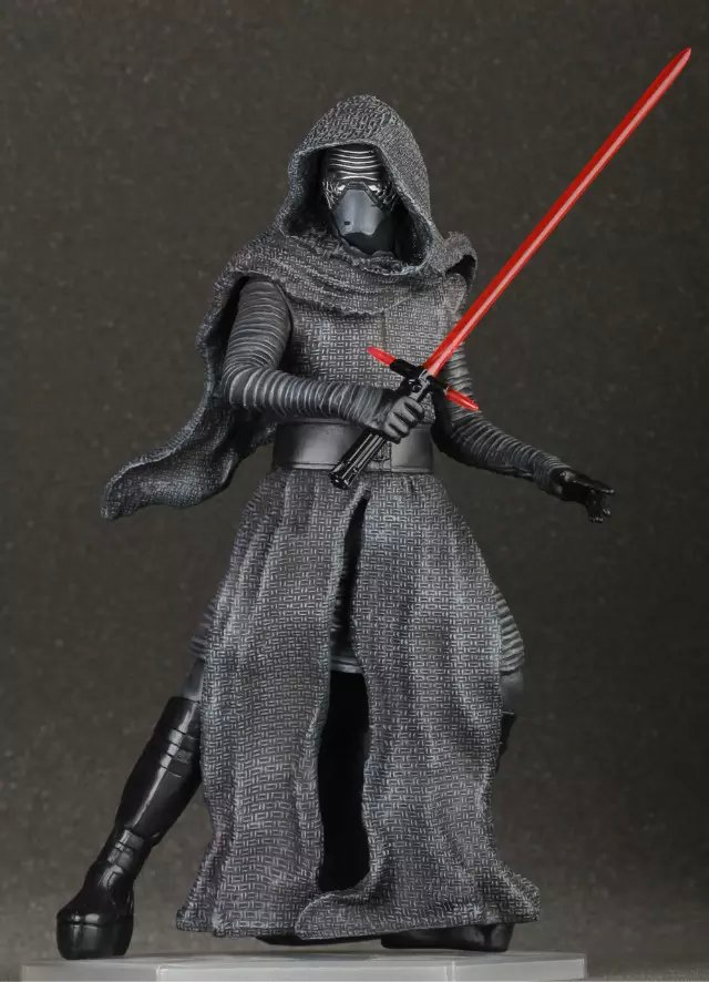 Star War Kylo Ren Black Knight Darth Vader Darth Maul Imperial Stormtrooper The Force Awakens 24cm PVC Action Figure Doll Toys new hot star wars 7 the force awakens kylo ren pvc action figure collectible model toy 16cm