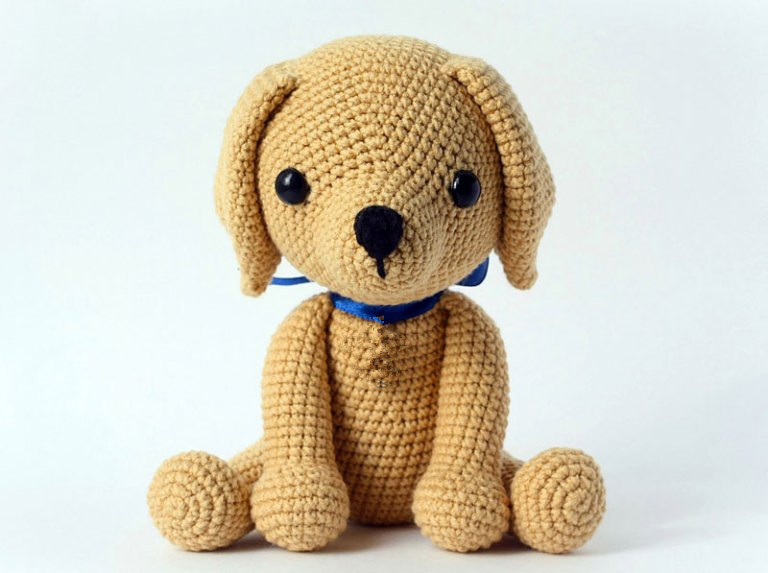 A464-1 Crochet Pet Bone Amigurumi Toys Crochet Dog Toy Amigurumi ... | 573x768