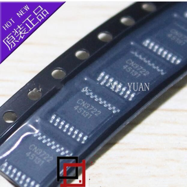 Module CN3722 TSSOP16 20PCS-100PCS Original authentic and new Free Shipping 20pcs lan8700c aezg qfn36 lan8700c qfn lan8700 smd new and original ic free shipping