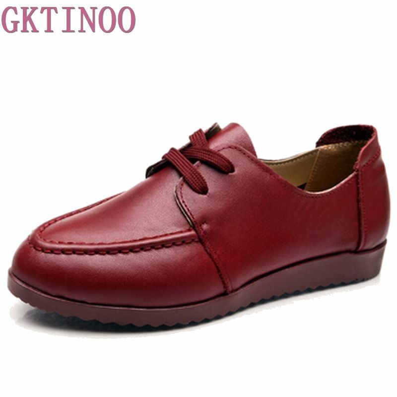 Hot Sale! women flats,women genuine leather flat shoes woman loafers 2018 newest fashion female casual single shoes AF-325 vtota shoes woman flat summer shoes fashion genuine leather single shoes 2017 new zapatillas mujer casual flats women shoes b44