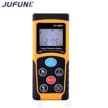 Jufune CP-100P 100m Mini Laser Distance Meter Digital Tape Measurer
