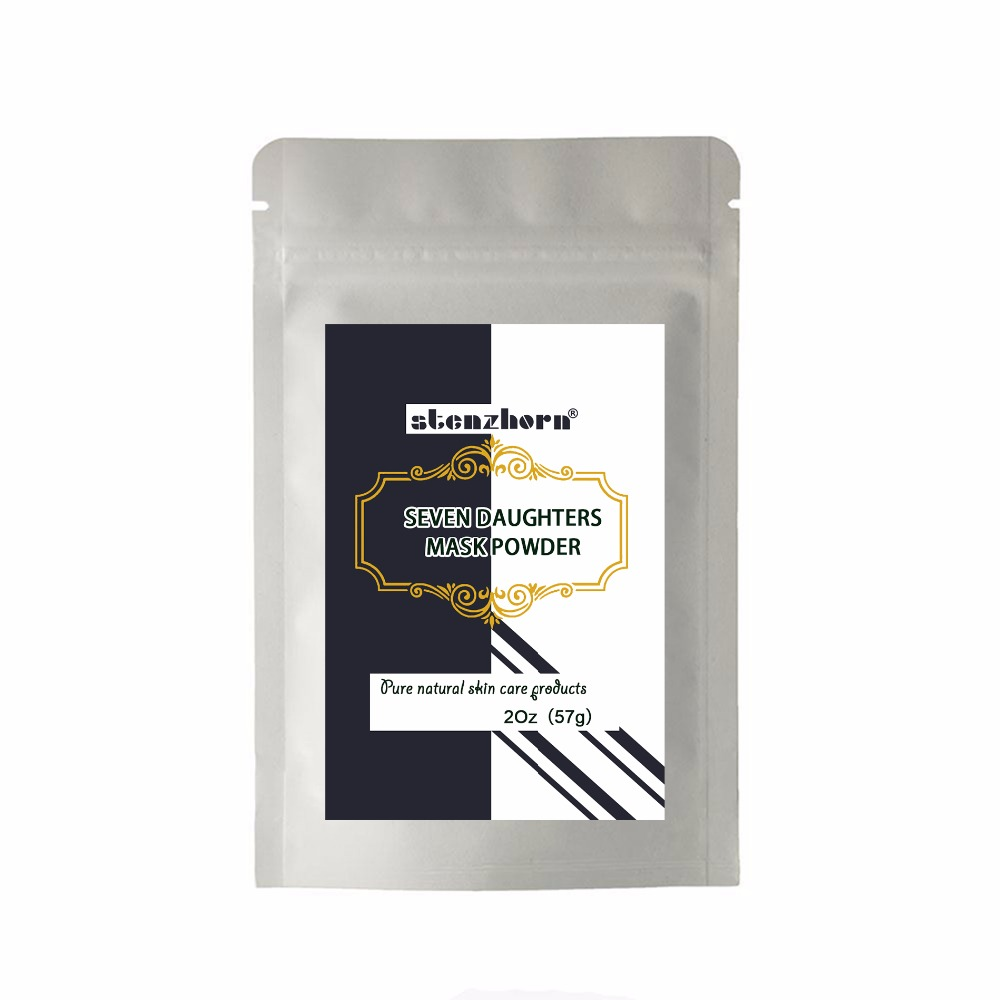 Charming Face Seven White Herbs Beauty Face Soft Mask Powder