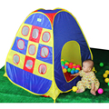 112*112*114cm tent for kids toy tents ball pit pool sports outdoors children house inflatable  children's tent for games Pop Up
