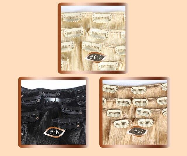 Clip Extension de cheveux humain remy 7 pièces Extension cheveux Bella Risse https://bellarissecoiffure.ch/produit/clip-extension-de-cheveux-humain-remy-7-pieces/