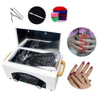 Professional High Temperature UV Sterilizer Box Nail Art Salon Portable Sterilizing Tool Manicure Nail Tool Dry