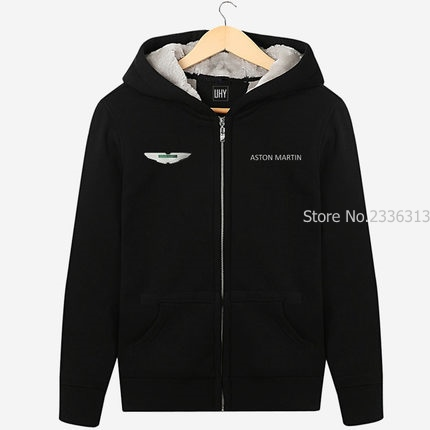 Winter Aston Martin Car S Shop Sweatshirt Clothes Men And Women - Aston martin clothing