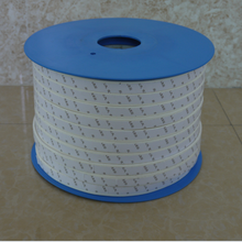 5mm Thickness Teflon Expand Elastic Band PTFE Self-Adhesive Sponge Sealant Tape Foaming Sealing Strip Polytef Soft Belt White