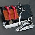 Profesional peluquería tijeras alta calidad cortar la reducción scissor peluquería peluquería afeitar envío rápido