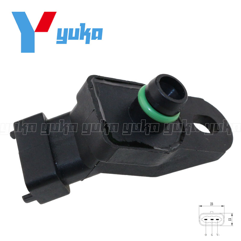 6238391 6238412 90499610 Boost Pressure MAP Sensor ...