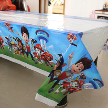 Cartoon Patterned Table Cover