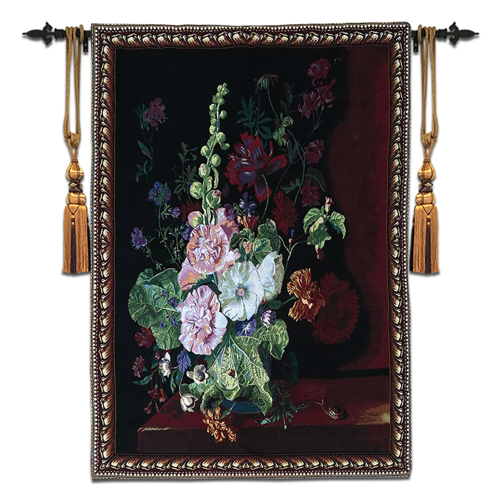 Creatieve België muur opknoping stilllife decoratieve tapestry slaapkamer deken model kamer schilderijen home improvement items muurschilderingen