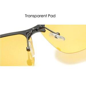 Image 5 - แว่นตาSunสำหรับชายNight Visionแว่นตากันแดดผู้ชายผู้หญิงแว่นตาแว่นตาUV400 Sunแว่นตาDriver Nightขับรถแว่นตา